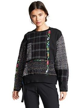 Patchwork Top by 3.1 Phillip Lim