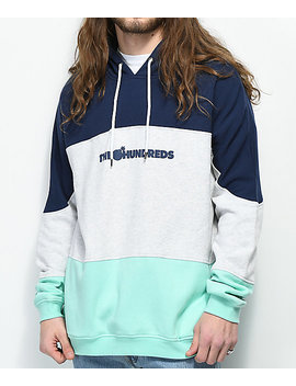The Hundreds Coropus Navy Hoodie by The Hundreds