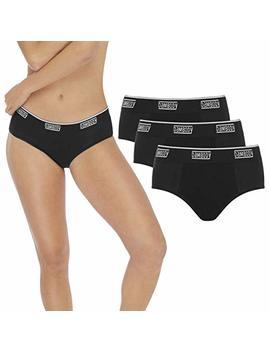 Period Panties: Hipster For Tweens & Women | Leakproof Briefs For Light Medium Discharge | Menstrual Underwear by Bambody