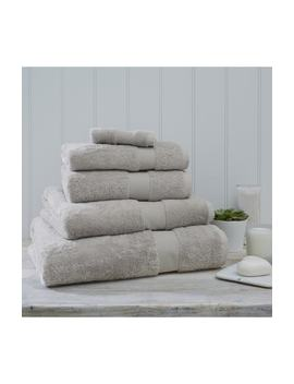 Luxury Egyptian Cotton Hand Towel by The White Company