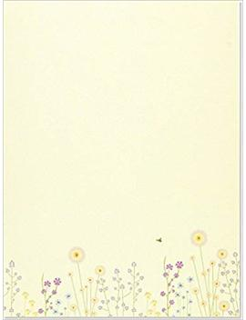 Sparkly Garden (Stationery) (Letter Perfect Stationery) by Amazon