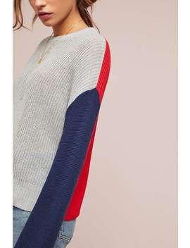 Splendid Colorblocked Turtleneck by Splendid