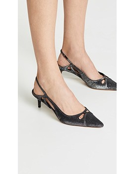 Nanny Slingback Pumps by Alexandre Birman