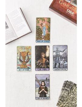 Game Of Thrones Tarot Card Deck by Urban Outfitters