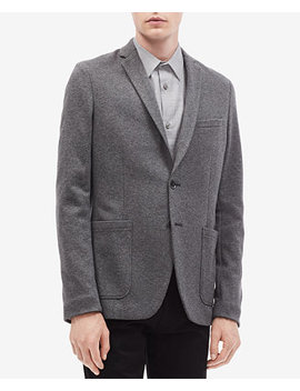 Men's Slim Fit Douglas Jacket by Calvin Klein