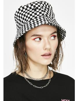 Check The Wild Child Bucket Hat by Fame Accessories