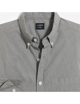 J.Crew Mercantile Slim Fit Flex Heather Washed Shirt by J.Crew