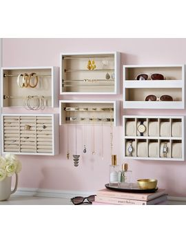 Mia Modular Jewelry Storage Collection by Pottery Barn