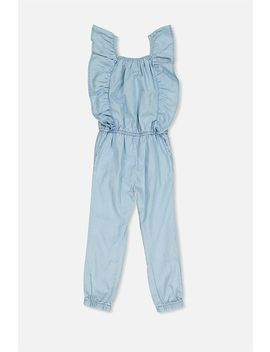 Kieri Long Jumpsuit by Cotton On