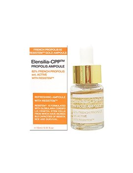 Elensilia Cpp French Propolis 82 Resistem Gold Ampoule 15ml/0.5oz, 1 Count by Elensilia