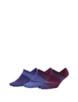 Lightweight Footie Socks   Pack Of 3 by Nike