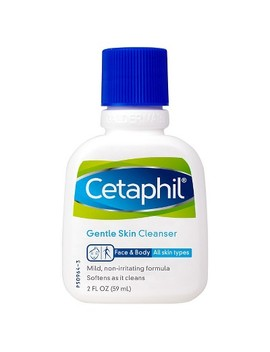 Cetaphil Gentle Skin Cleanser   2 Oz by Cetaphil