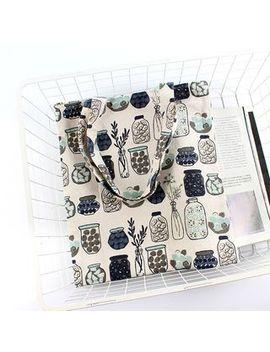 Aloaf   Printed Shopper Bag by Aloaf
