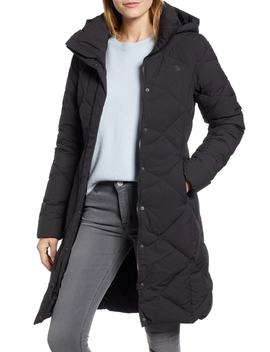 Miss Metro Ii Water Repellent 550 Fill Power Down Hooded Parka by The North Face
