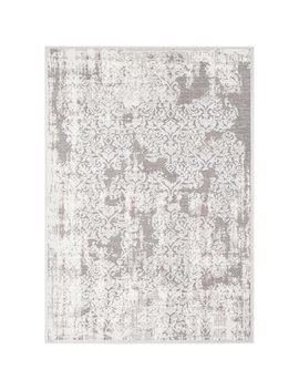 Bungalow Rose Svendborg Gray Area Rug by Bungalow Rose