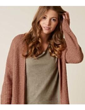 Daytrip Slub Yarn Cardigan Sweater by Buckle