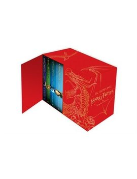 Harry Potter Box Set: The Complete Collection (Children's Hardback):... by J.K. Rowling