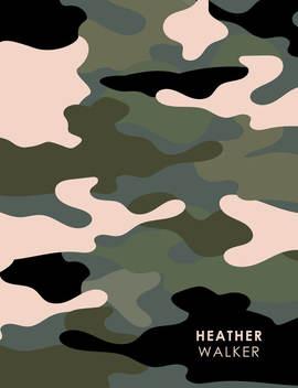 Camouflage   Academic Planner by Erin Condren