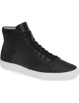 'porter' High Top Sneaker by Tcg