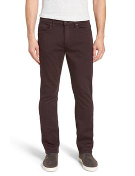 Transcend   Federal Slim Straight Fit Jeans by Paige