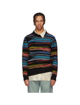 Multicolor Wool Sweater by Missoni