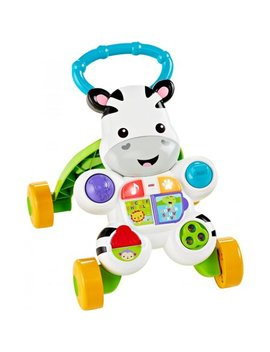 Fisher Price Learn With Me Zebra Walker by Fisher Price