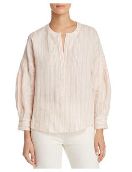 Bekette Striped Shirt by Joie