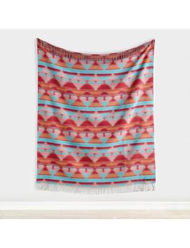 Sackcloth & Ashes Tribal Sunrise Blanket by World Market