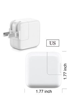 Original Factory Mfi 12 W 5 V 2.4 A Usb Fast Charger For Ipad Air Pro 1 2 3 Mini  Quick Charger 100cm 200cm 3.3ft 6.0ft Usb Cable by Conenset