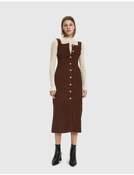 Havana Corduroy Dress by Paloma Wool