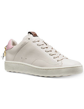 C101 Fashion Sneakers by Coach