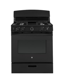 "Ge Appliances 30"" Free Standing Gas Range & Reviews by Ge Appliances"