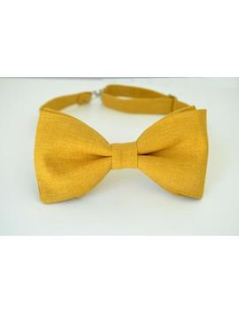Mustard Bow Ties Mustard Yellow Bow Tie Bow Ties For Men Yellow Wedding Bow Tie Kids Bow Tie Mustard Adult Bow Tie Grooms Bow Ties Bow Tie by Etsy