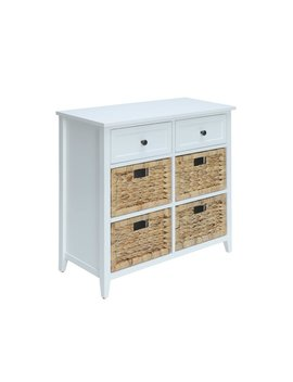 Acme Furniture Flavius 6 Drawer Accent Chest & Reviews by Acme Furniture