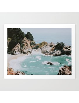 Big Sur / California Art Print by