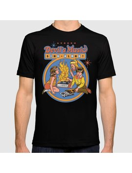 Devil's Music Sing Along T Shirt by