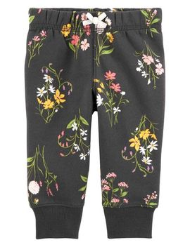floral-pull-on-pants by carters