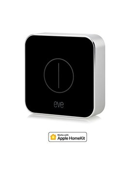 Eve Button   Connected Home Remote With Apple Homekit Technology, Bluetooth Low Energy by Eve