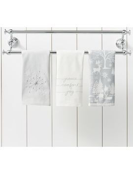 Winter Wonderland Guest Towels by Pottery Barn