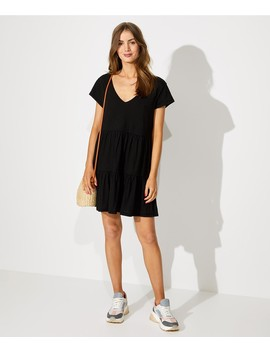 Tiered Tee Dress by Sportsgirl