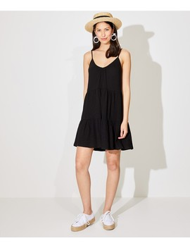 Tiered Tank Dress by Sportsgirl