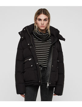 Kyle Puffer Coat by Allsaints