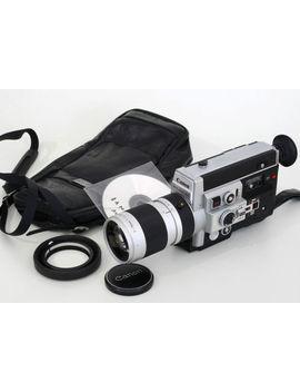 Canon 1014 Electrónica 1.4/7 70mm Macro ^ Super 8 Cámara by Ebay Seller