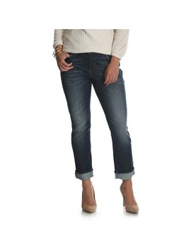 Women's Midrise Boyfriend Jean by Lee Riders