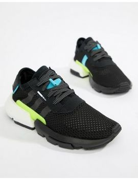 Adidas Originals Pod S3.1 Trainers In Black by Adidas