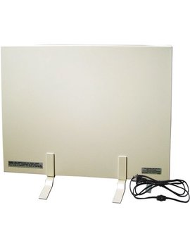 Cozy Legs Flat Panel Heater by Bird X