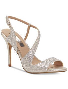 I.N.C. Women's Renita Strappy Sandals, Created For Macy's by Inc International Concepts