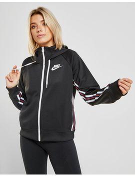 Nike Polyknit Full Zip Hoodie by Nike