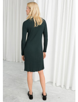 Rib Knit Dress by & Other Stories