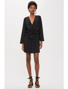Tiffany Knot Mini Dress by Topshop